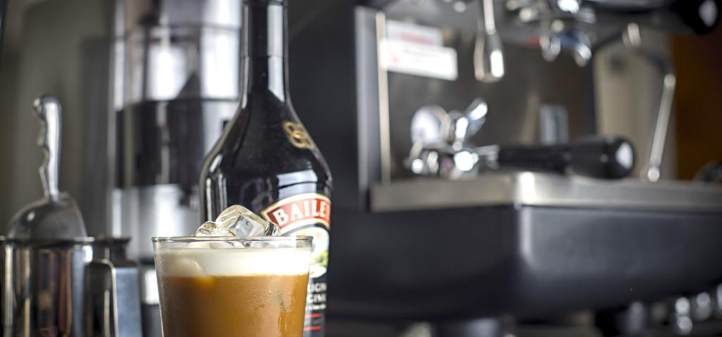 Thai Iced Coffee & Baileys