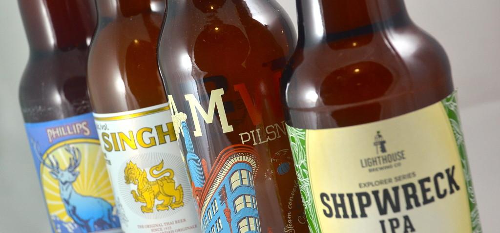 Beers at Thai New West