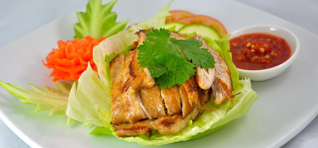 Kai Takrai (Lemongrass Chicken)